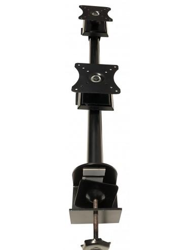Pedestal prensa para 2 LCD/LED hasta...