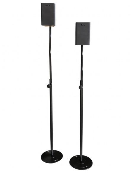 Pedestales para parlantes homecinema