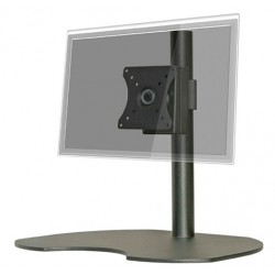 "Pedestal autosoportante para 1 LCD/LED hasta 24"""